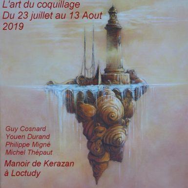 coquillage-phare-flotaison-peinture-philippe-migne