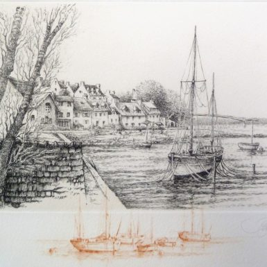 port-ste-marine-gravure-bretagne-philippe-migne