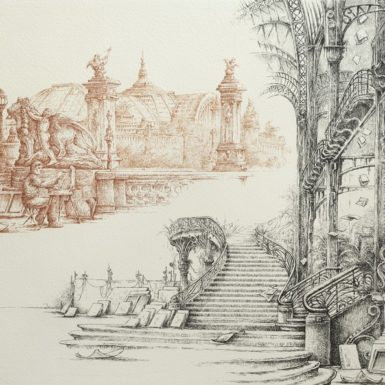 l'exposition-grand-palais-philippe-migne-gravure