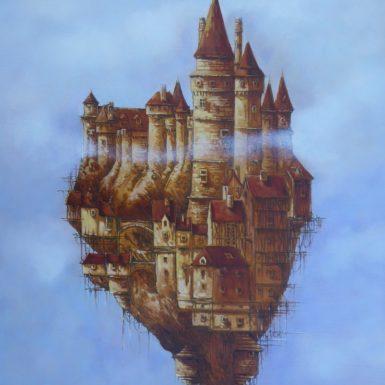 chateau-imaginaire-peinture-philippe-migne