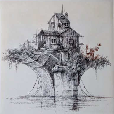 pont-cabane-colocation-gravure-philippe-migne
