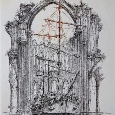 voute-voilier-gravure-philippe-migne