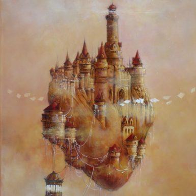 chateau-phare-peinture-philippe-migne-lanterne